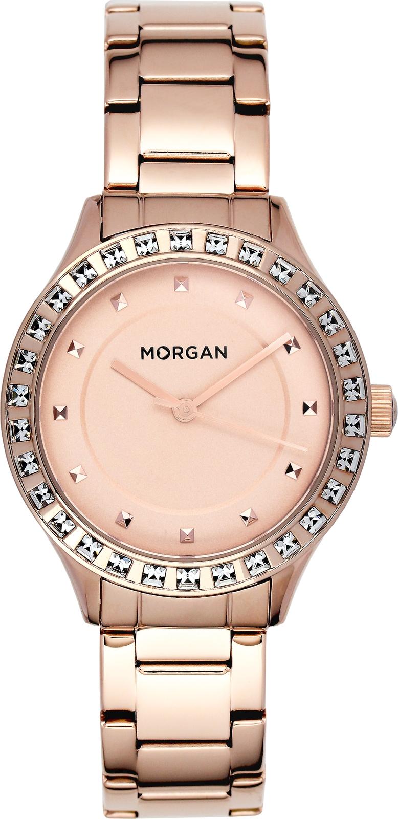 Наручные часы Morgan женские розовый