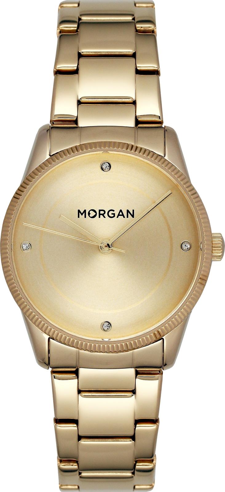 Наручные часы Morgan женские золотой