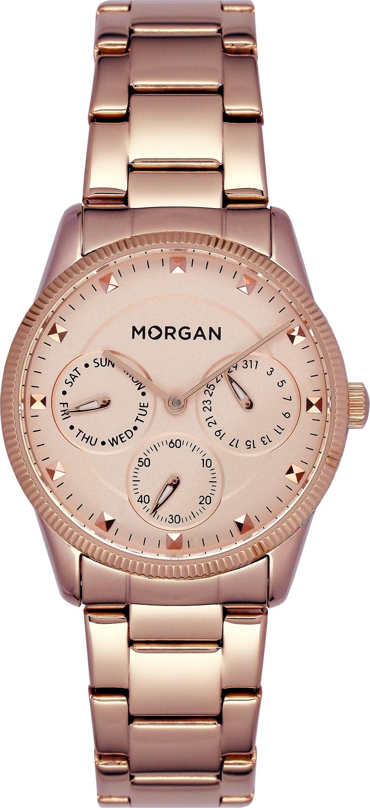 Часы Morgan женские розовый женские часы morgan m1206b