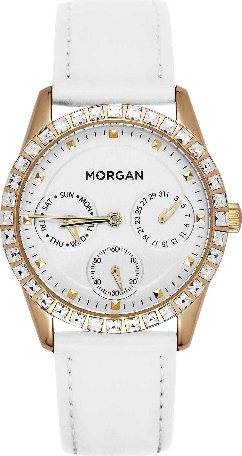 Наручные часы Morgan женские белый