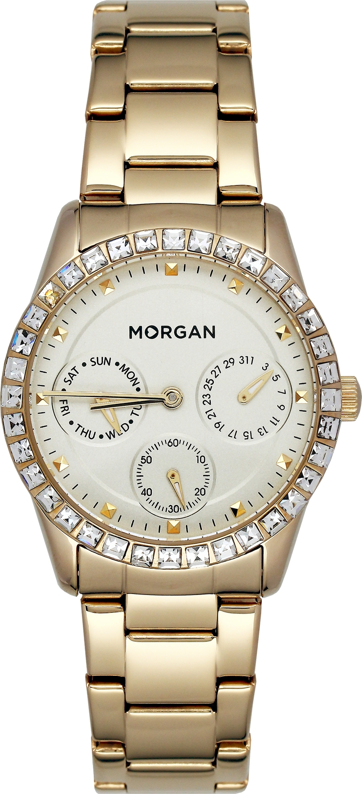 Часы Morgan женские золотой женские часы morgan m1206b