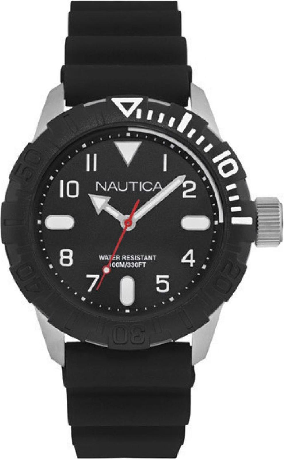 Наручные часы Nautica мужские черный все цены