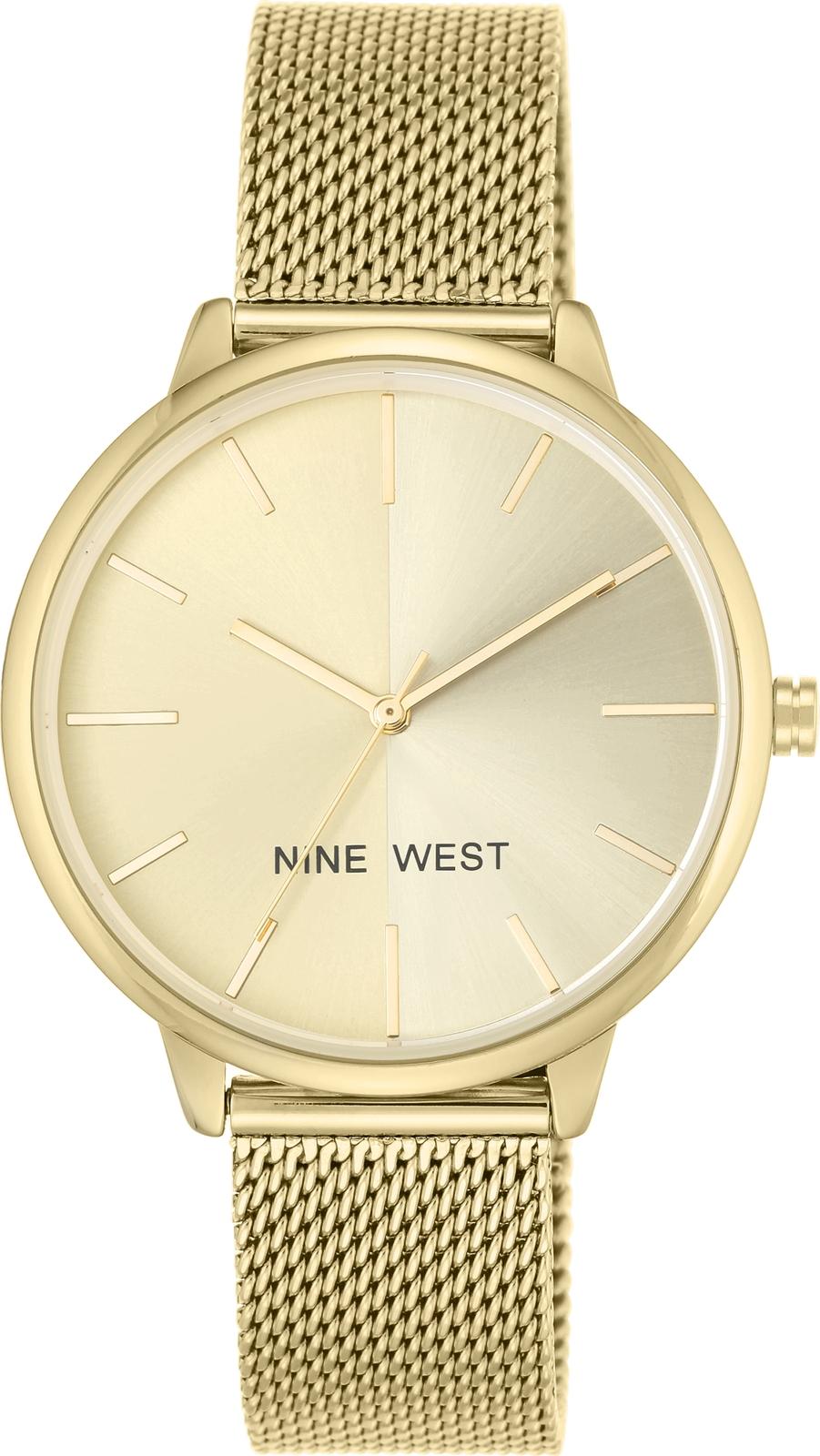 Наручные часы Nine West женские золотой сумка nine west scale up 2015