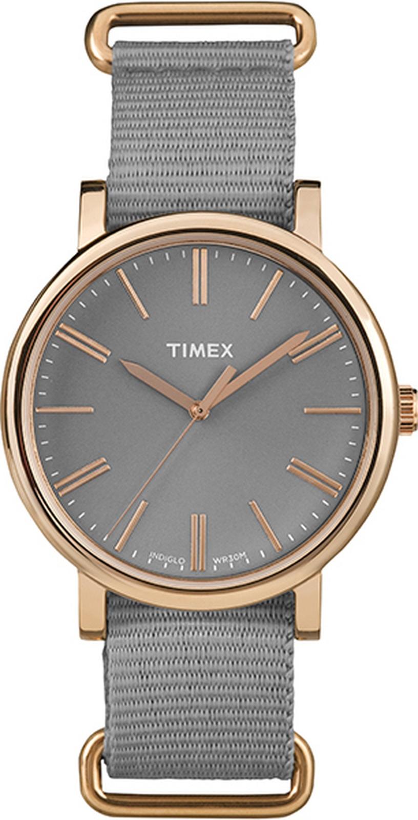 Часы Timex женские серый все цены