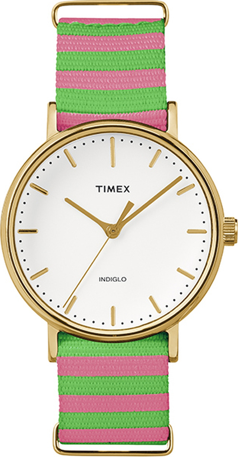 Фото - Наручные часы Timex женские золотой сабо женские thomas munz цвет белый 251 017a 1104 размер 37