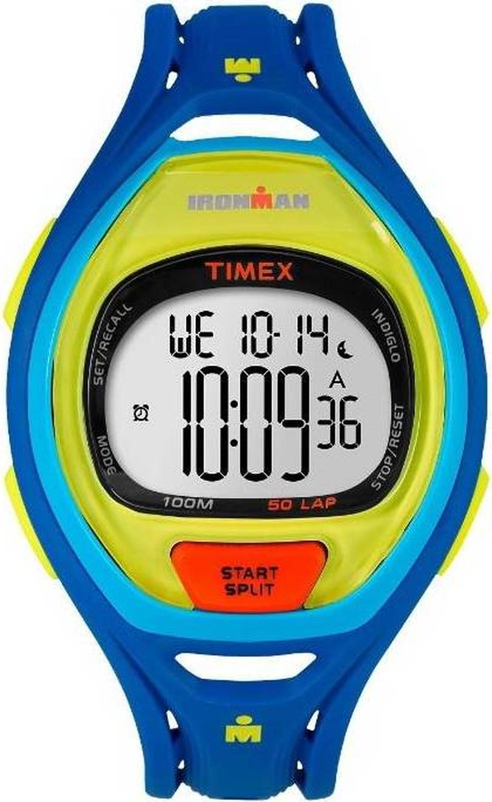 Часы Timex мужские синий все цены