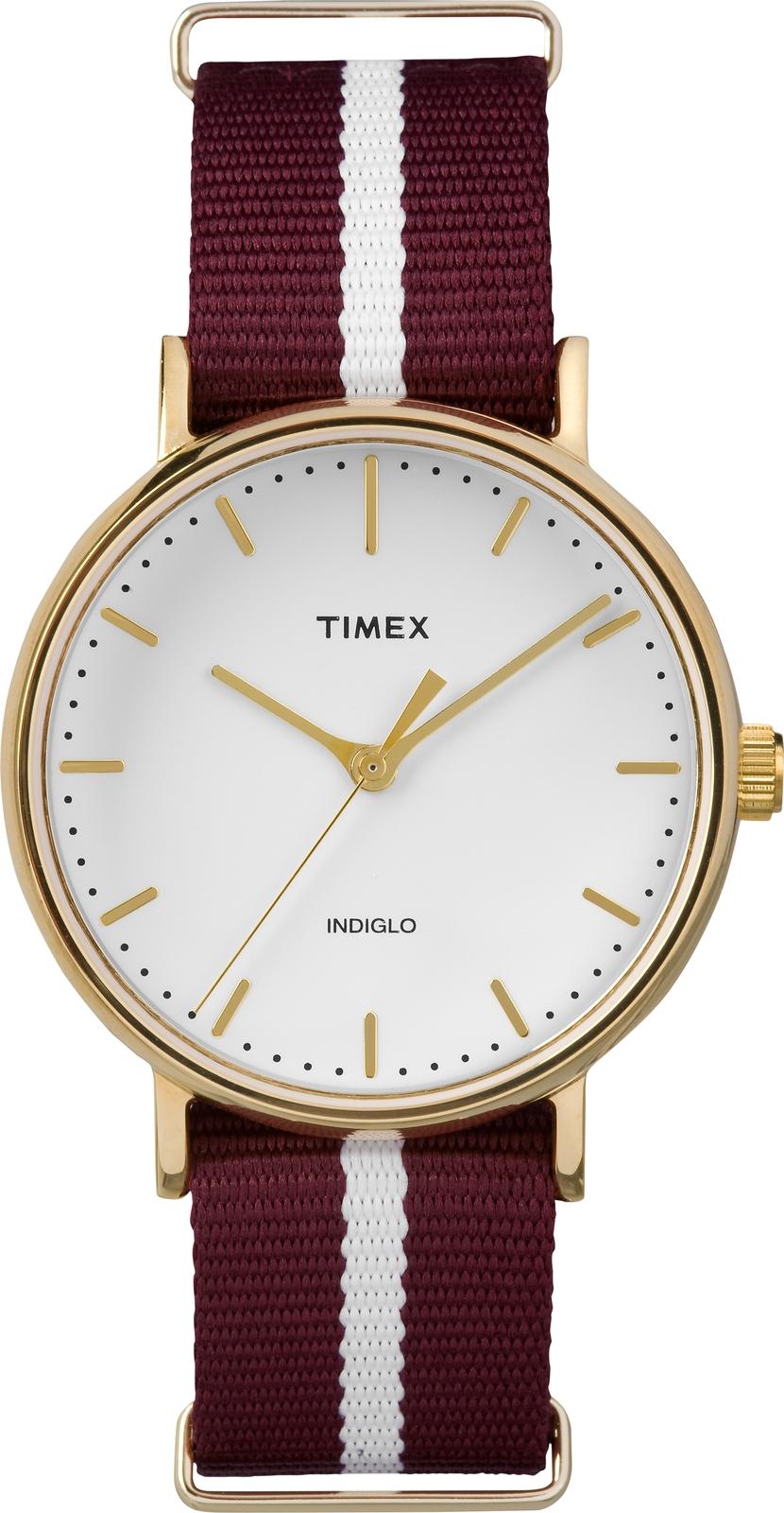 Фото - Наручные часы Timex женские белый сабо женские thomas munz цвет белый 251 017a 1104 размер 37