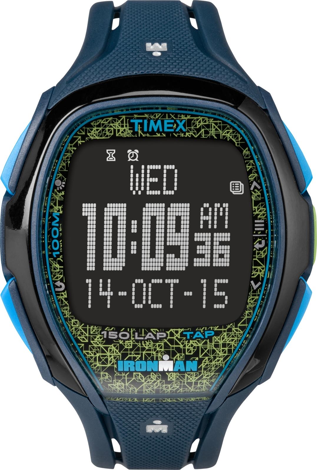 Наручные часы Timex синий