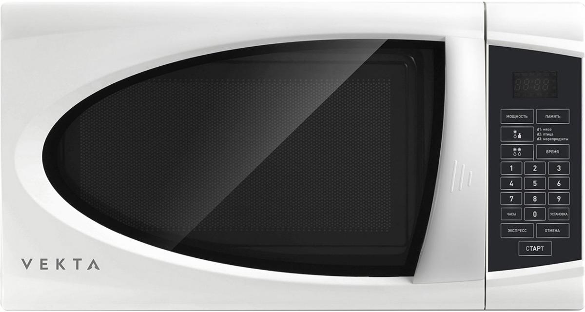 Микроволновая печь Vekta SS720ABW, белый шапошников игорь владимирович интернет быстрый старт