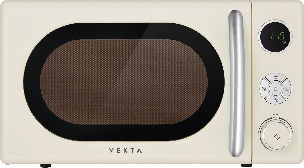 Микроволновая печь Vekta TS720BRC, бежевый шапошников игорь владимирович интернет быстрый старт