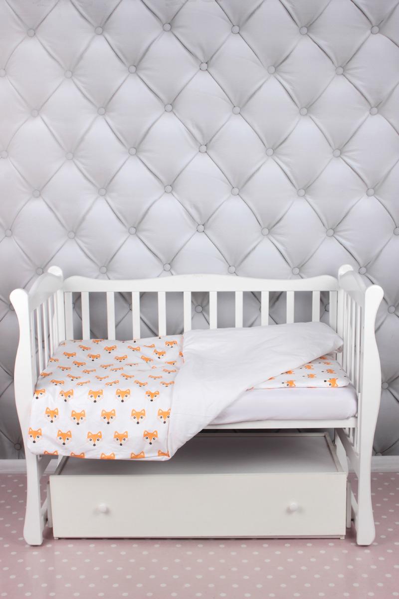Комплект в кроватку AmaroBaby Baby Boom. Lucky, 3 предмета