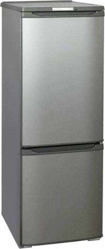 Двухкамерный холодильник Бирюса M118, металлик Бирюса