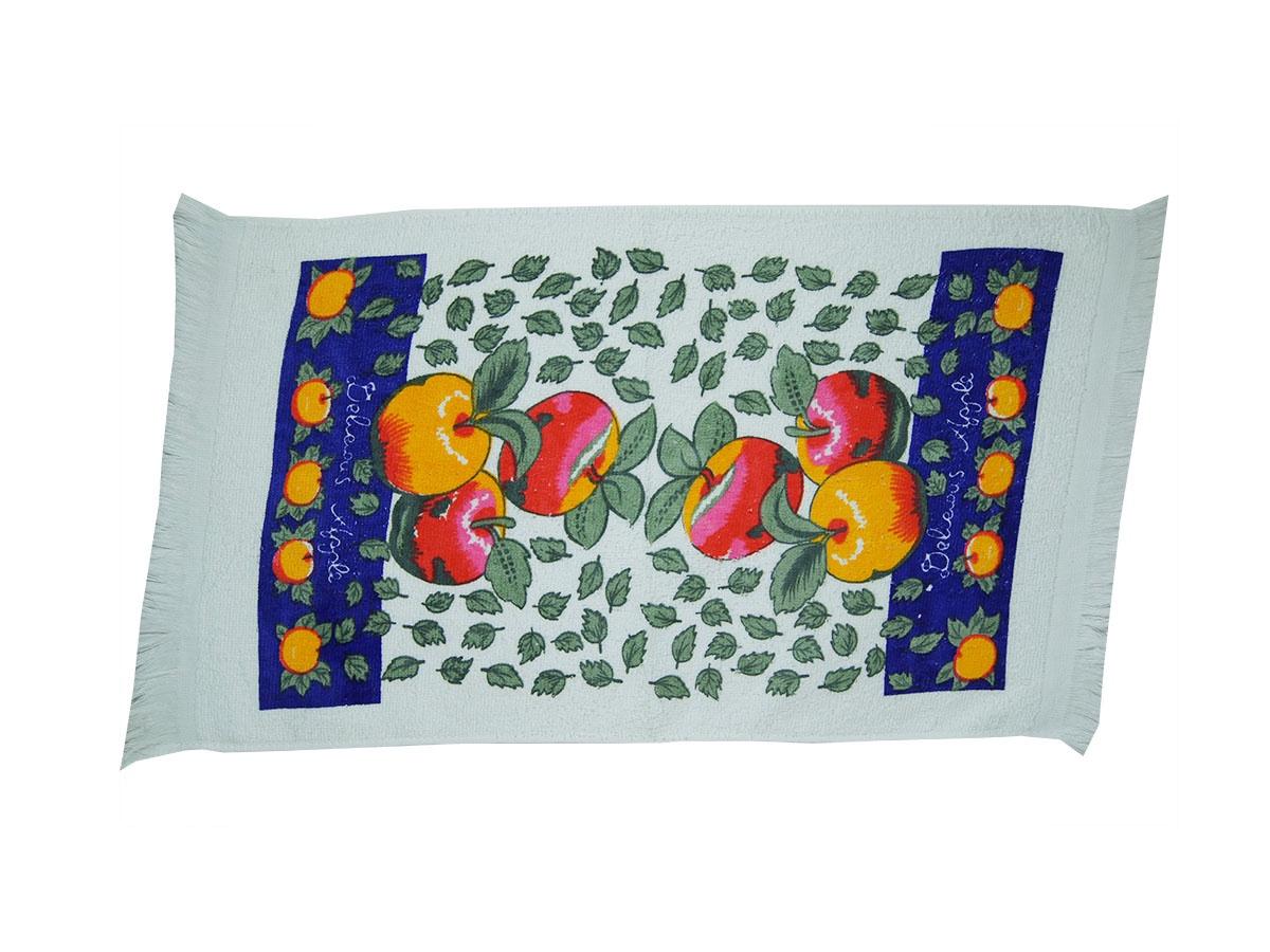 Полотенце кухонное UTEX с кисточками 35х66, белый полотенце кухонное utex полотенце кухонное а1312 кофе хлопок