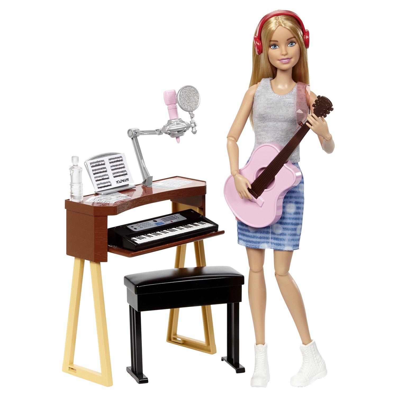 Игровой набор Barbie Barbie Игровой набор Музыкант, FCP73