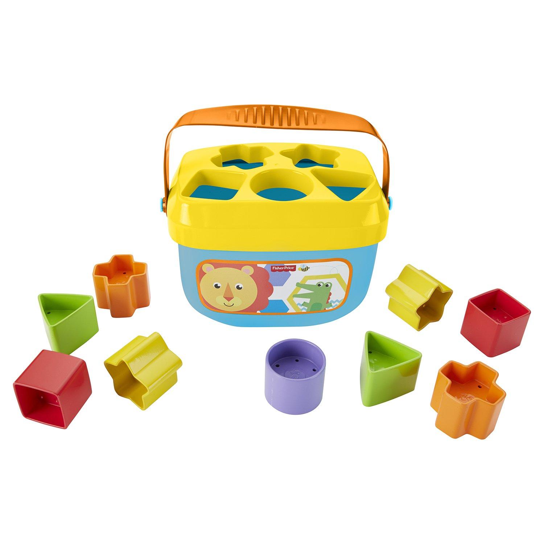 Игрушка FISHER-PRICE Первые кубики малыша