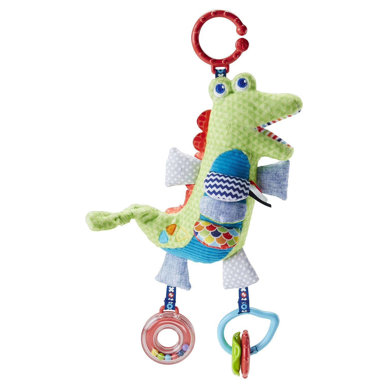 Fisher-Price Развивающая игрушка Крокодил в упаковке