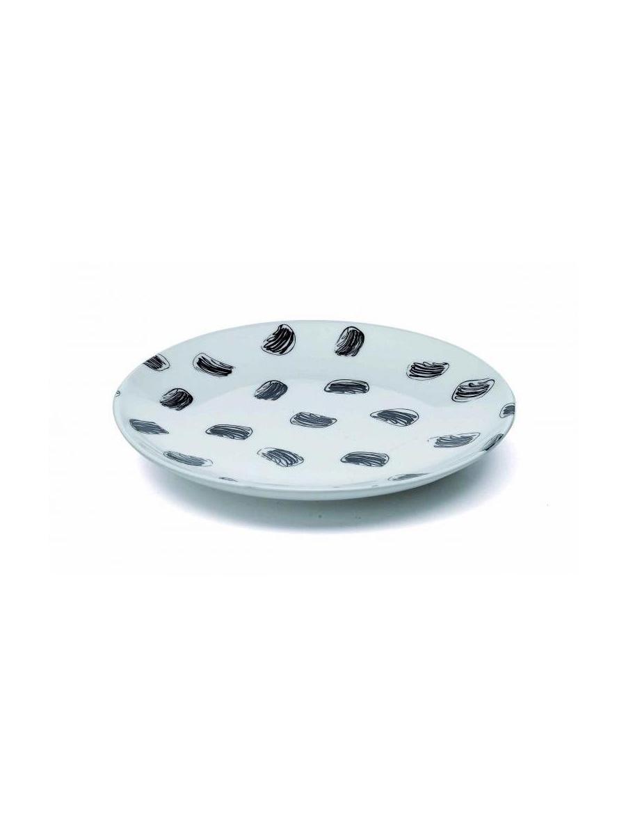 Тарелка десертная Zafferano CY00300, белый