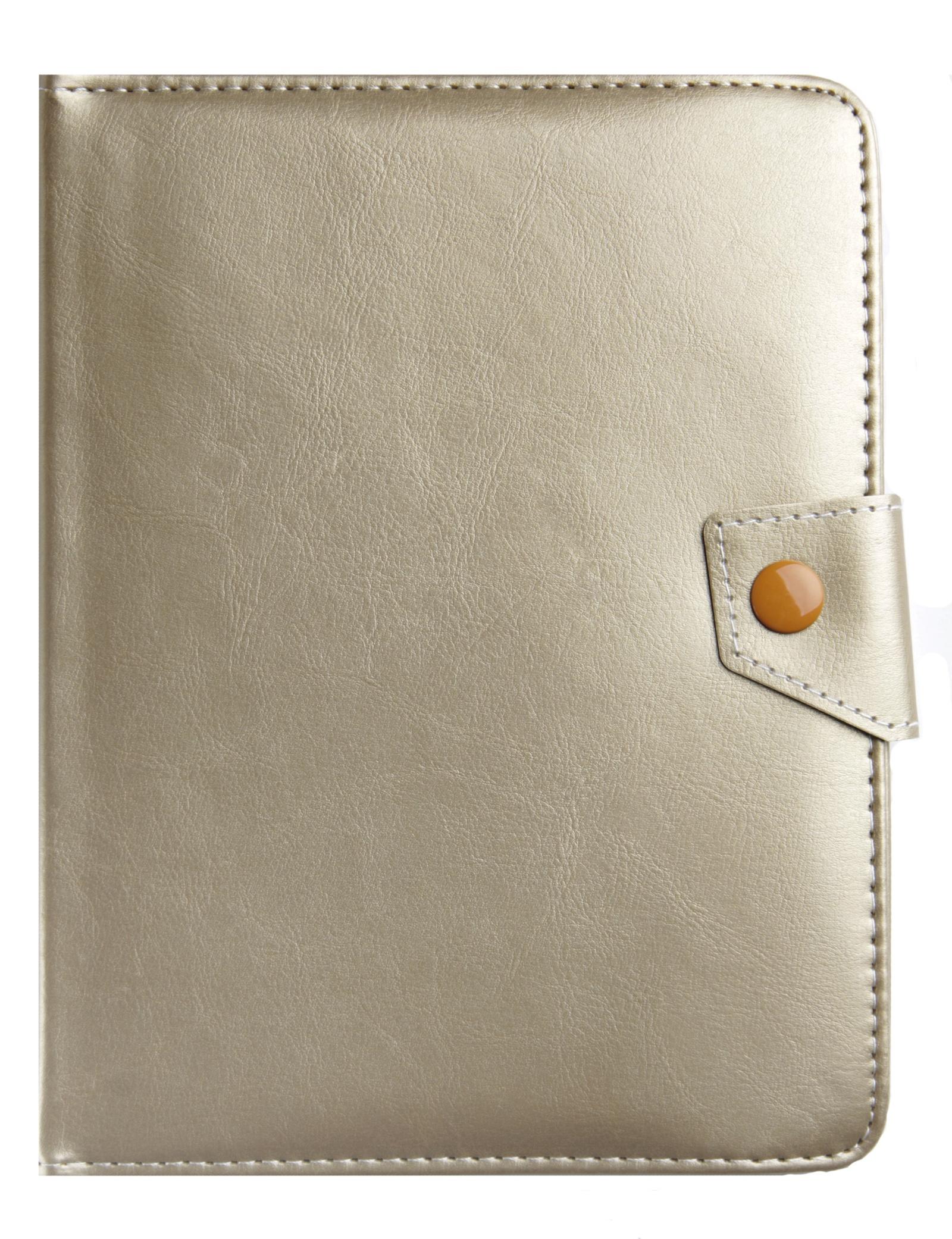 Чехол для планшета ProShield Standard clips10, 4660041409123, золотой чехол универсальный proshield standard clips8 2000000139876 золотистый