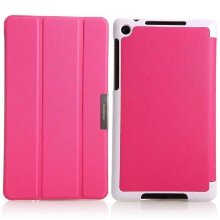 Чехол для планшета skinBOX Smart, 4660041406580, розовый цена