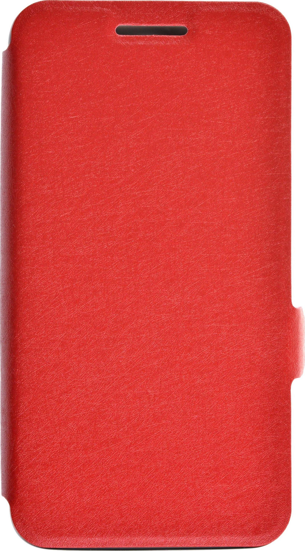 Чехол для сотового телефона PRIME Book, 4660041407105, красный чехол для сотового телефона prime book 4630042523708 красный