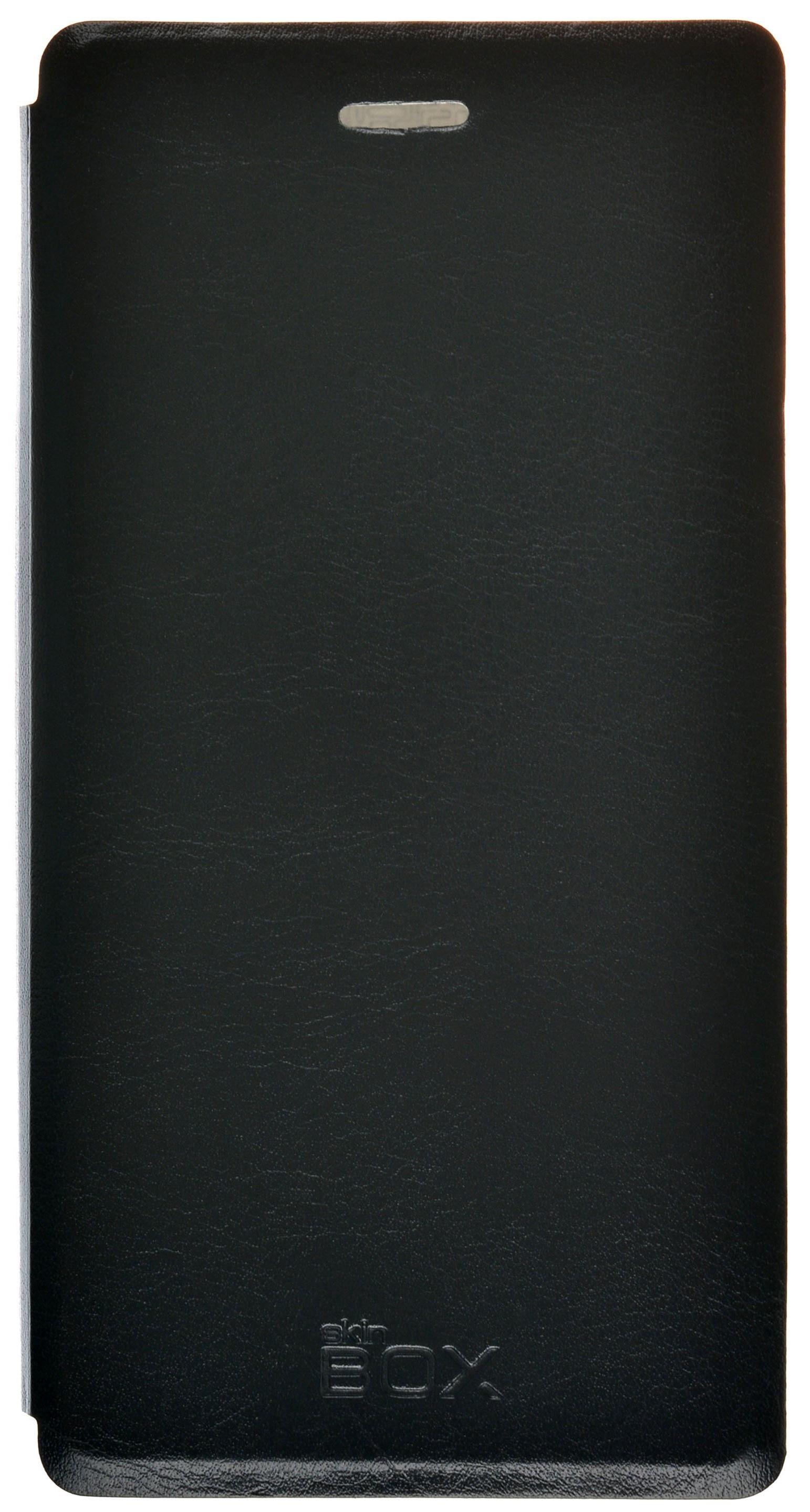 Чехол для сотового телефона skinBOX Lux, 4660041407211, черный