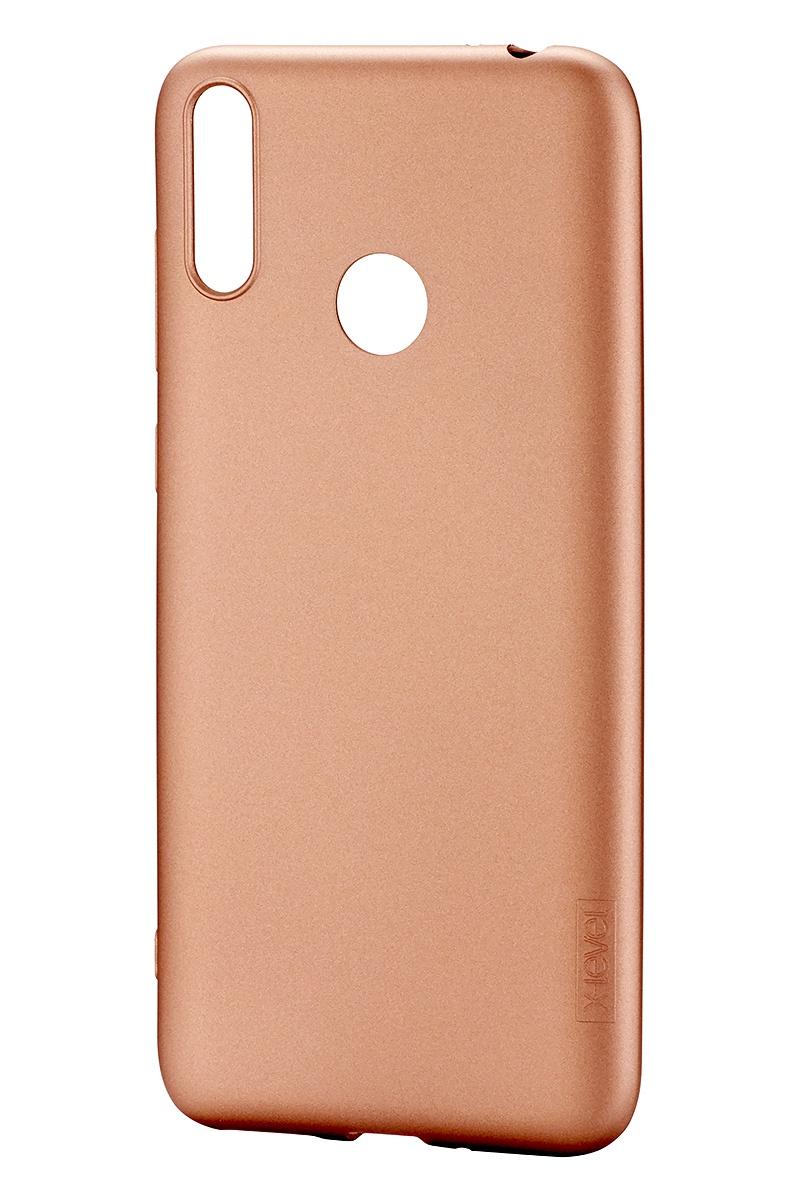 Чехол для сотового телефона X-level Huawei Honor 8C, золотой