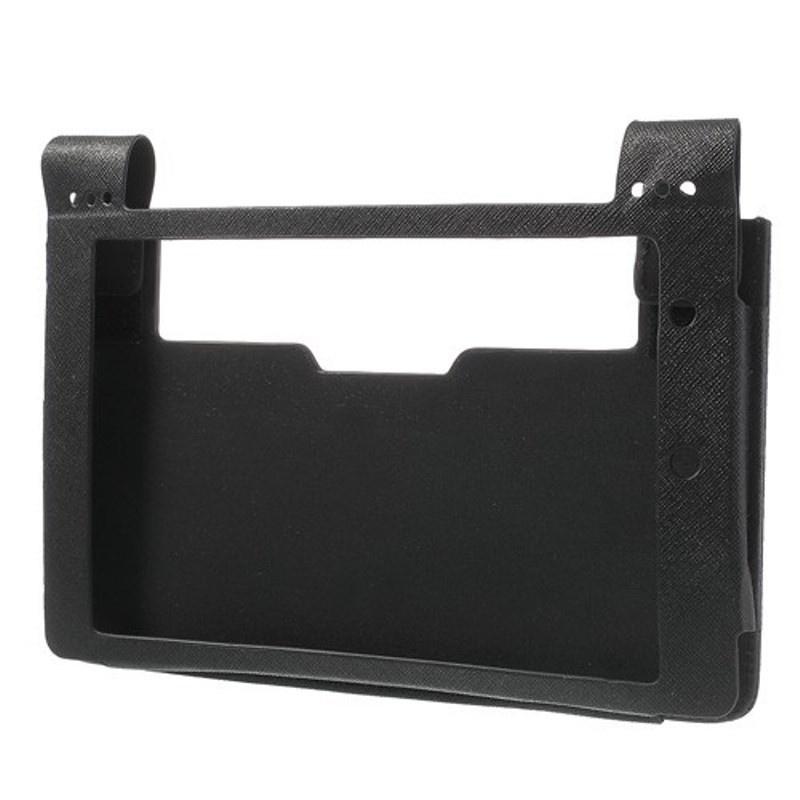 Чехол для сотового телефона skinBOX Standard, 4660041406597, черный чехол skinbox для lenovo s5000 4630042521483 черный
