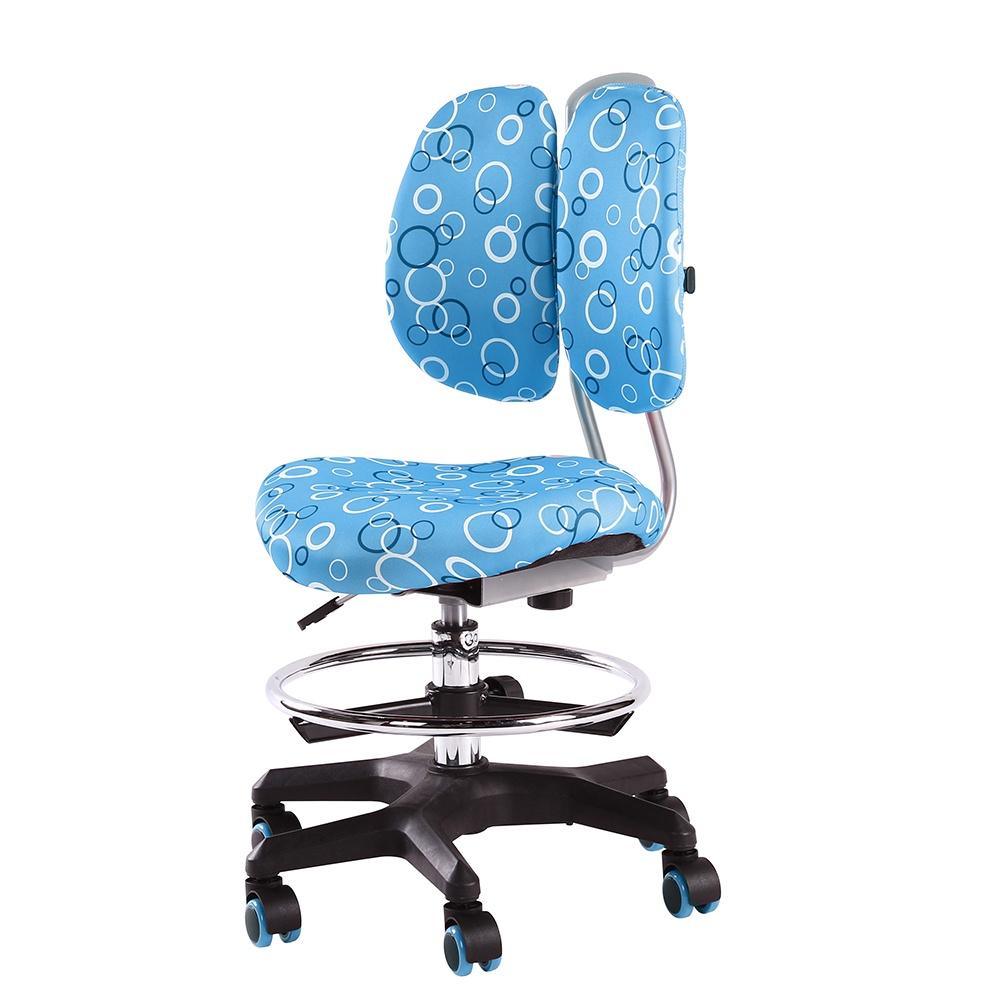Кресло детское FunDesk SST6 Blue, 221157, голубой
