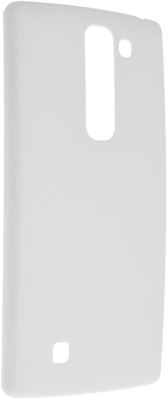 Чехол для сотового телефона skinBOX 4People, 4660041406900, белый чехол защитный skinbox lg magna