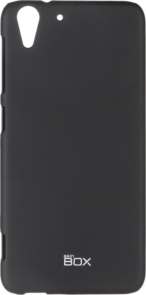 Чехол для сотового телефона skinBOX 4People, 4660041406726, черный чехол для asus zenfone 2 laser ze550kl skinbox shield 4people белый