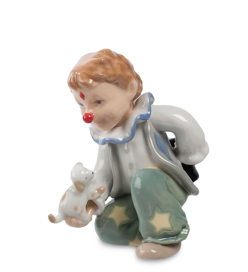 Фигурка декоративная Pavone Клоун CMS-23/16, 101362 пирамидка алатойс клоун