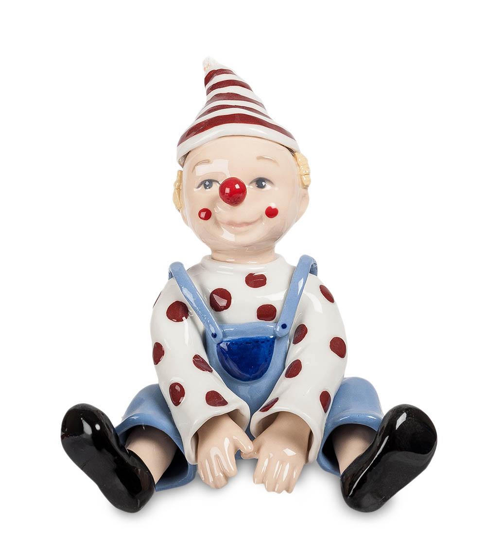 Фигурка декоративная Pavone Клоун CMS-23/20, 101366 пирамидка алатойс клоун