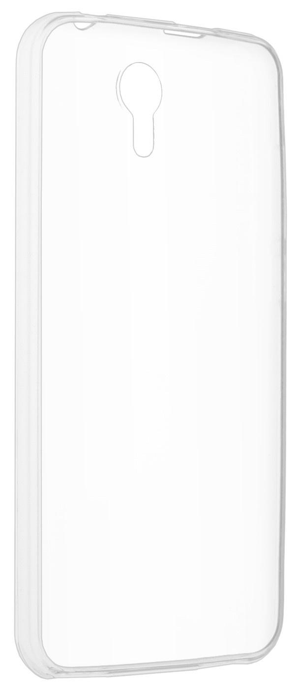 Чехол для сотового телефона skinBOX Slim Silicone, 4660041409505, прозрачный