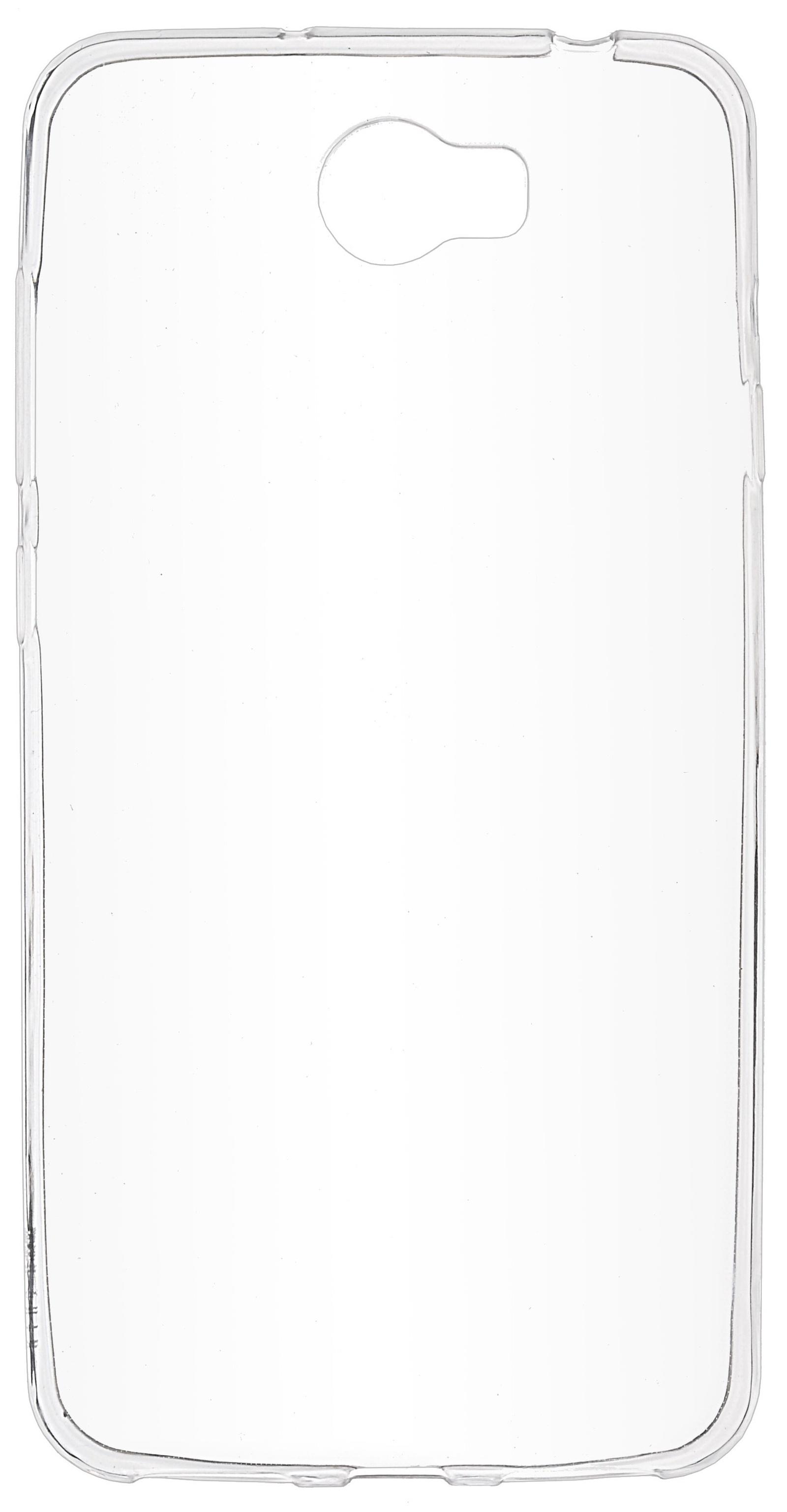 Чехол для сотового телефона skinBOX Slim Silicone, 4660041407778, прозрачный цена и фото