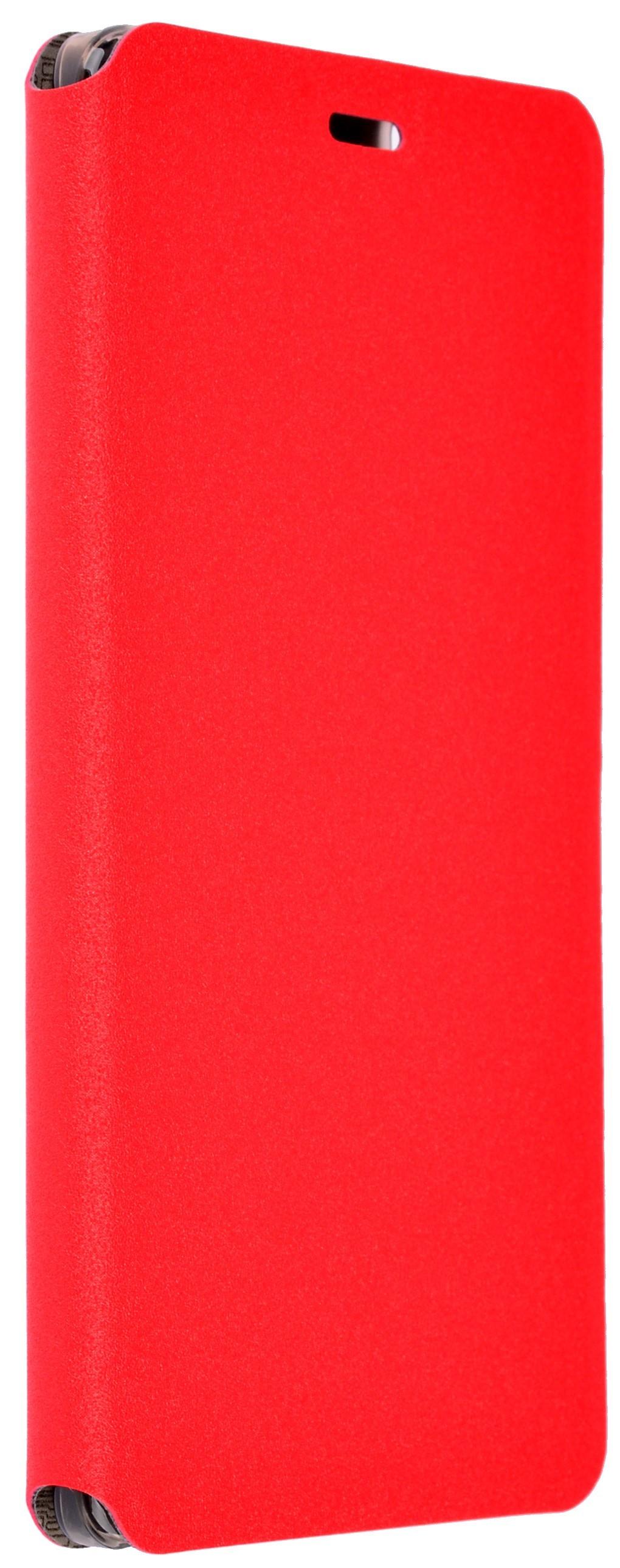 Чехол для сотового телефона PRIME Book, 4660041407785, красный недорого