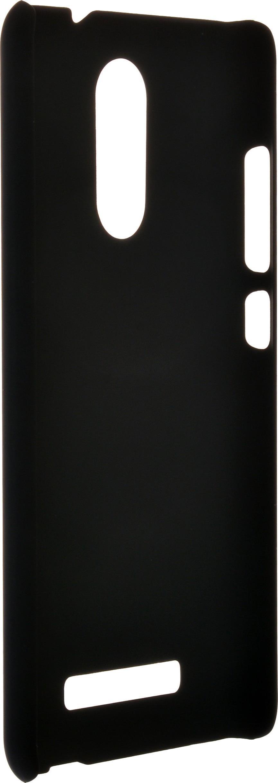 Чехол для сотового телефона skinBOX 4People, 4660041407334, черный аксессуар чехол asus zenfone 3 zc551kl skinbox 4people red t s azzc551kl 002 защитная пленка