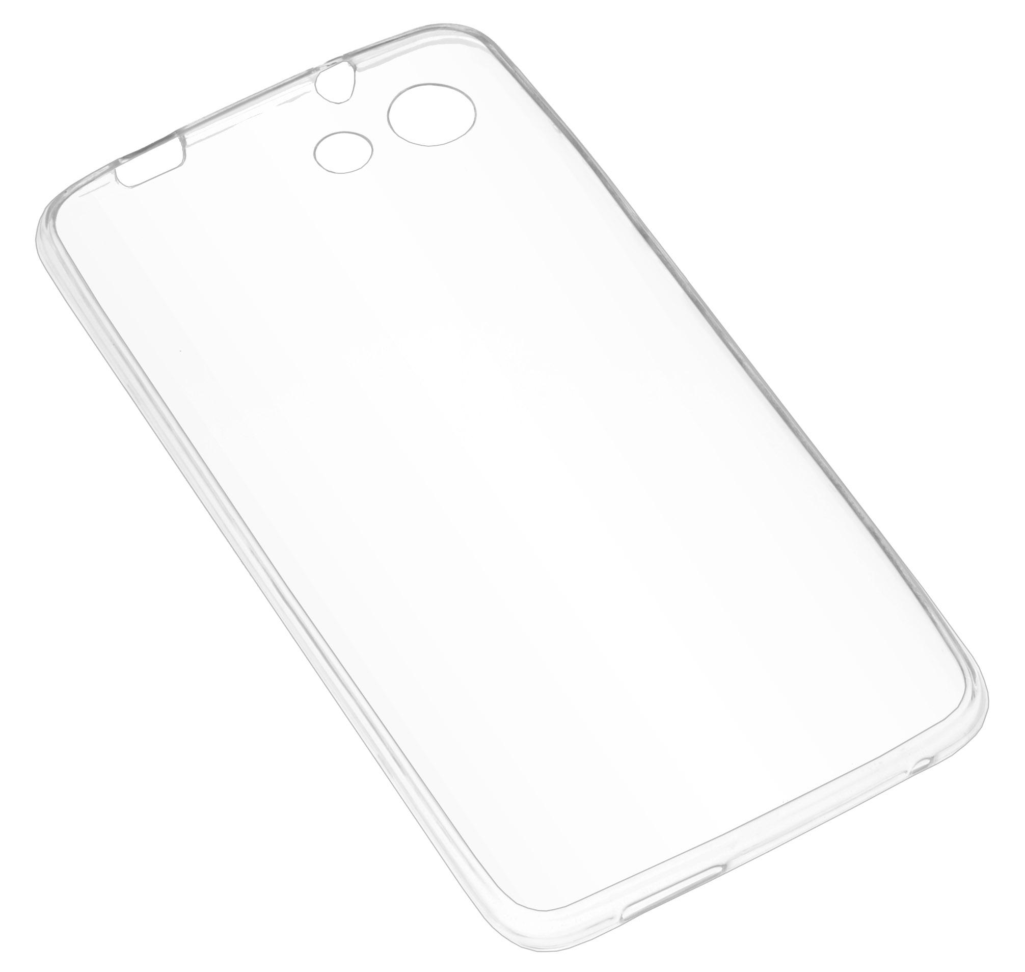 Чехол для сотового телефона skinBOX Slim Silicone, 4660041409468, прозрачный накладка skinbox slim silicone для xiaomi redmi 4x прозрачный