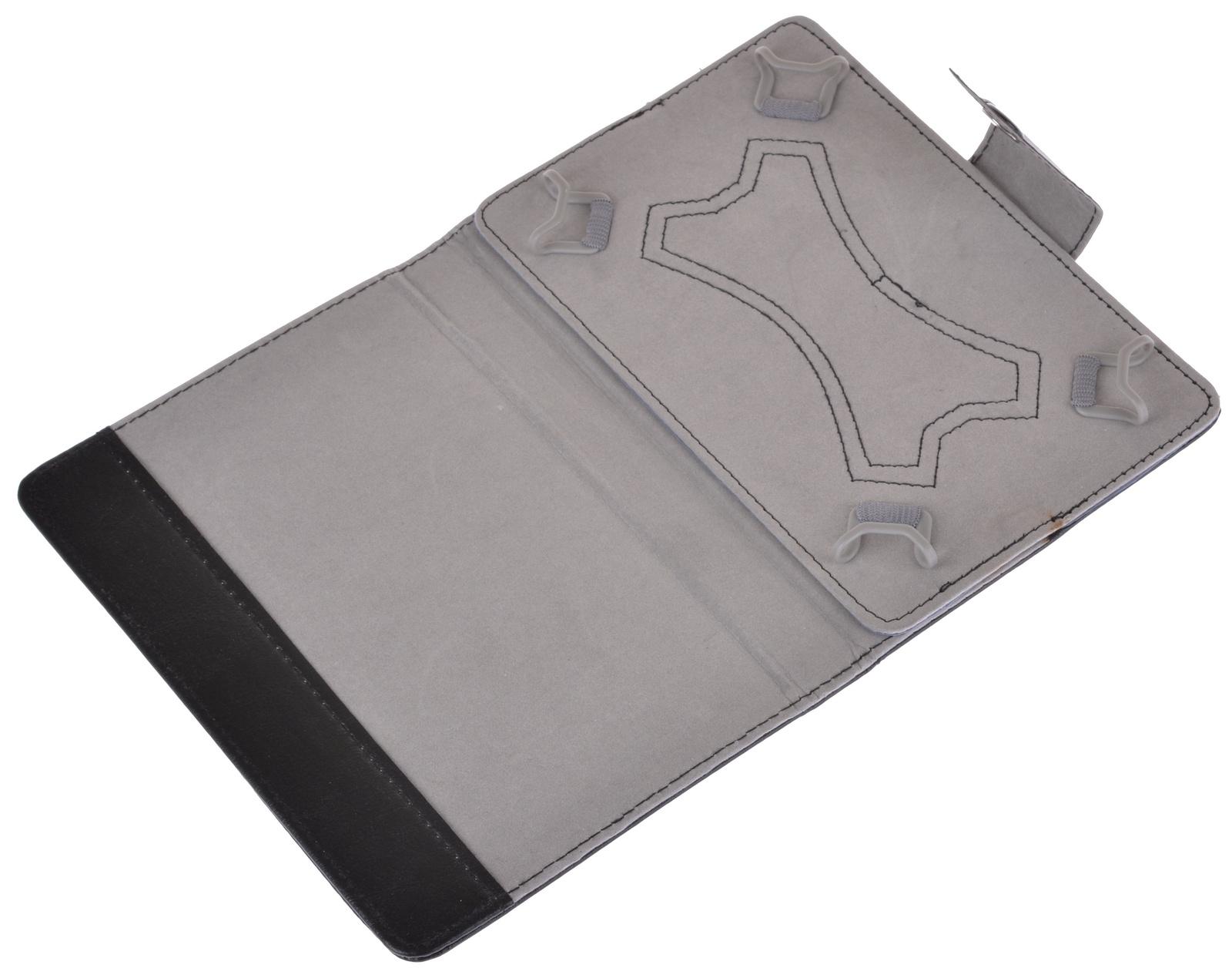 Чехол для сотового телефона ProShield Standard slim clips8, 4660041409628, черный чехол универсальный proshield standard clips8 2000000139876 золотистый