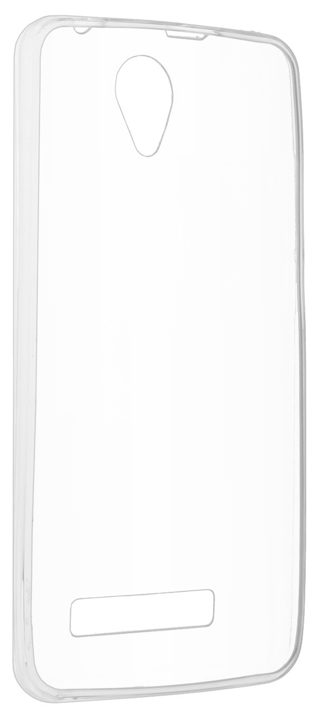 Чехол для сотового телефона skinBOX Slim Silicone, 4660041409482, прозрачный цены онлайн
