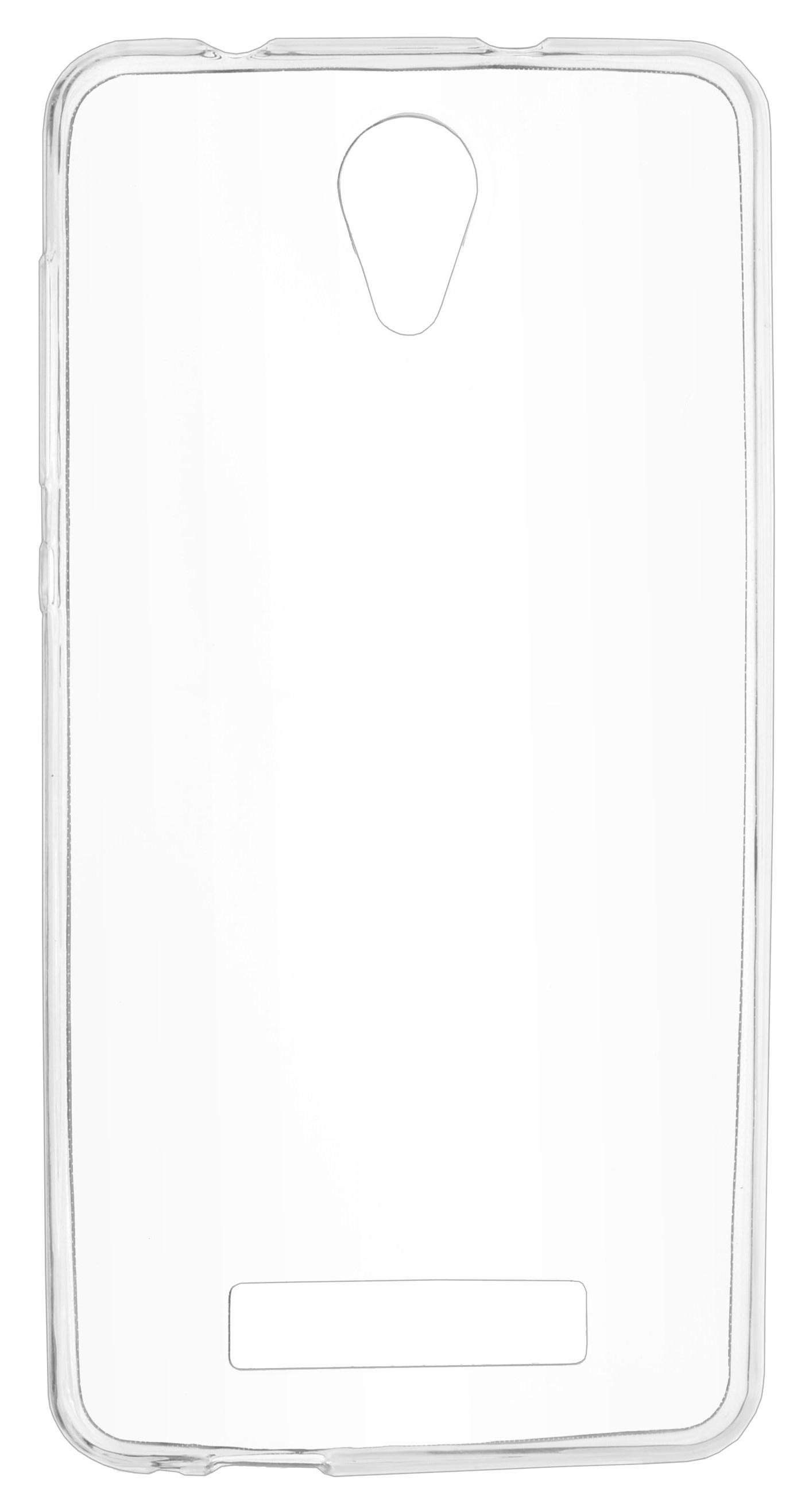 Чехол для сотового телефона skinBOX Slim Silicone, 4660041409512, прозрачный