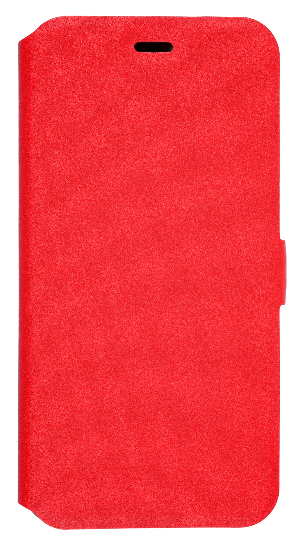 Чехол для сотового телефона PRIME Book, 4660041409338, красный чехол для сотового телефона prime book 4630042523708 красный