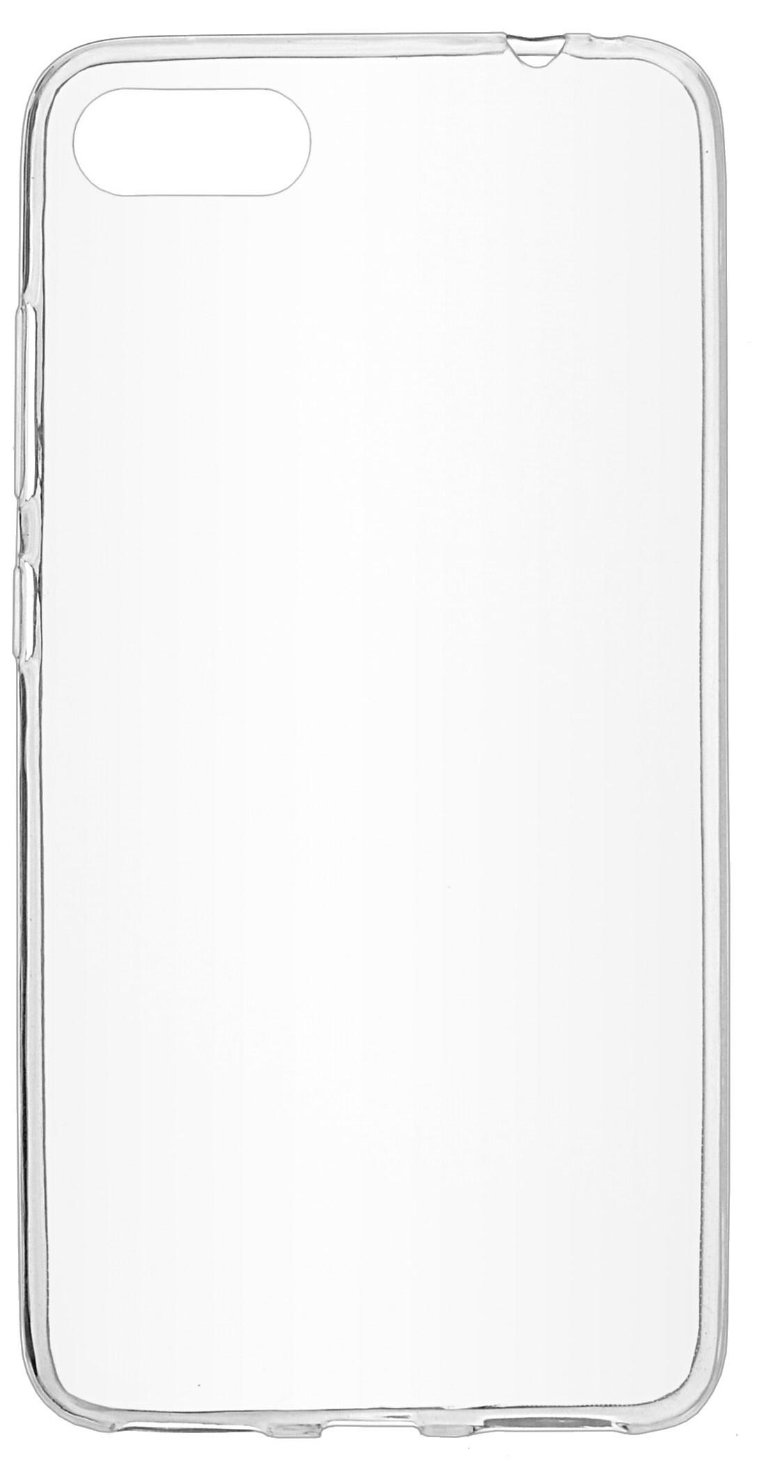 Чехол для сотового телефона skinBOX Slim Silicone, 4660041409239, прозрачный цены онлайн