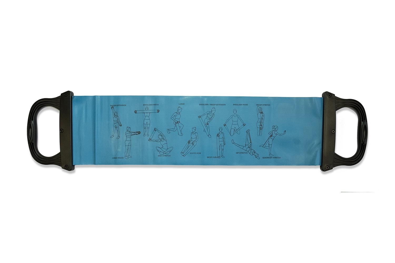 Эспандер HouseFit грудной, 6501B, синий housefit hs 5022