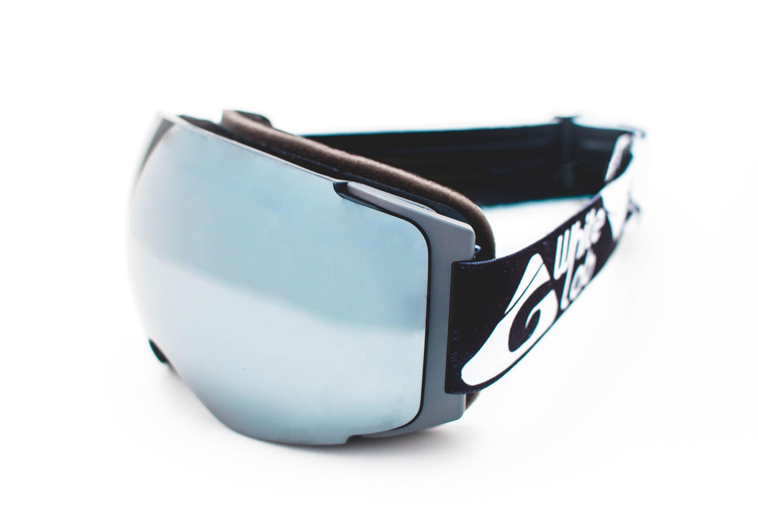 Очки горнолыжные WhiteLab WL Magnet линза для маски electric eg3 lens fw16 clear o s