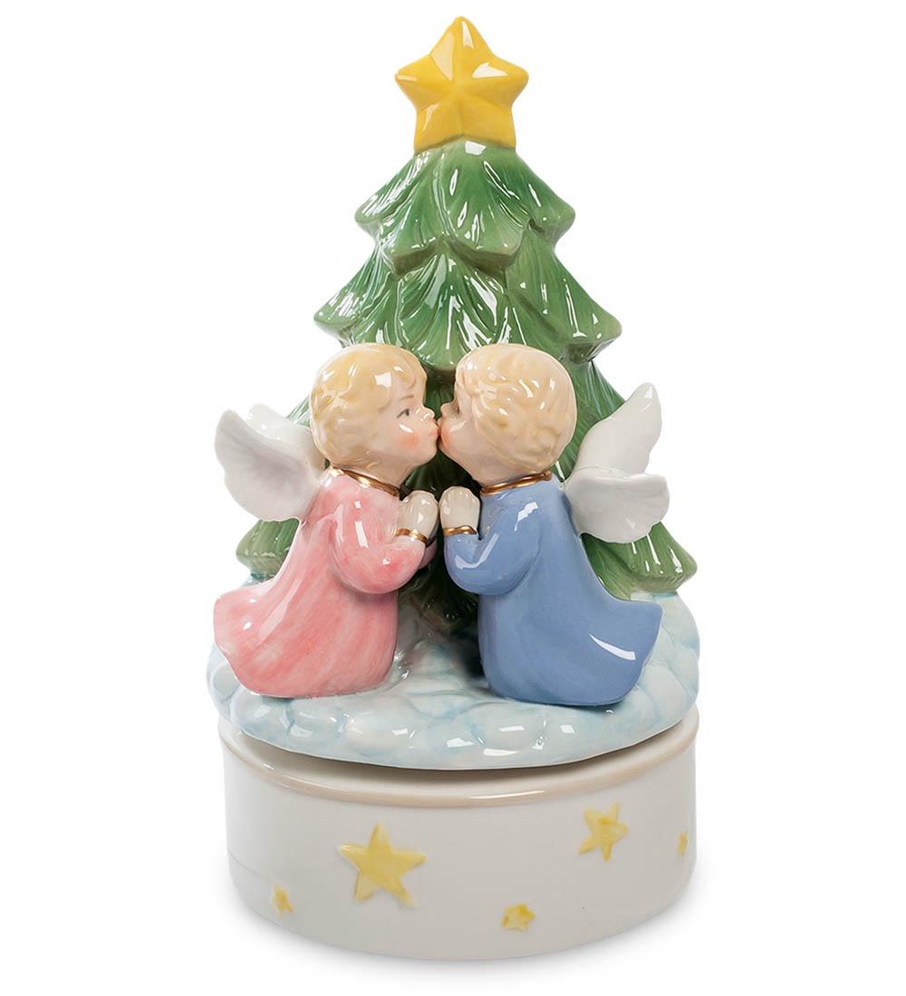 Статуэтка Pavone Рождественский поцелуй CMS-11/45, 107315 стоимость