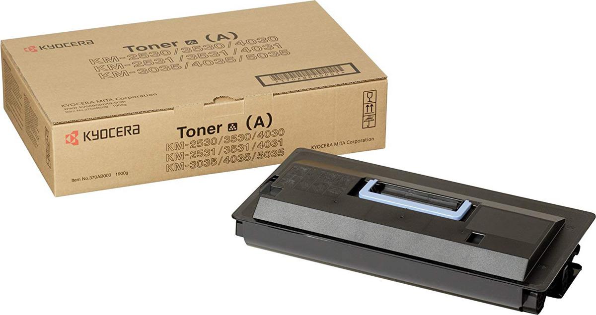 Картридж Kyocera KM-2530/3035, черный, для лазерного принтера все цены