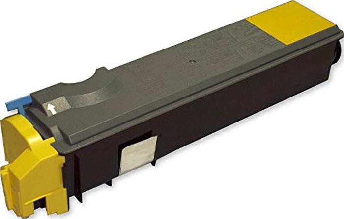Картридж Kyocera FS-C5015N, желтый, для лазерного принтера все цены