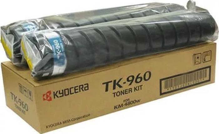 Картридж Kyocera TK-960, черный, для лазерного принтера все цены