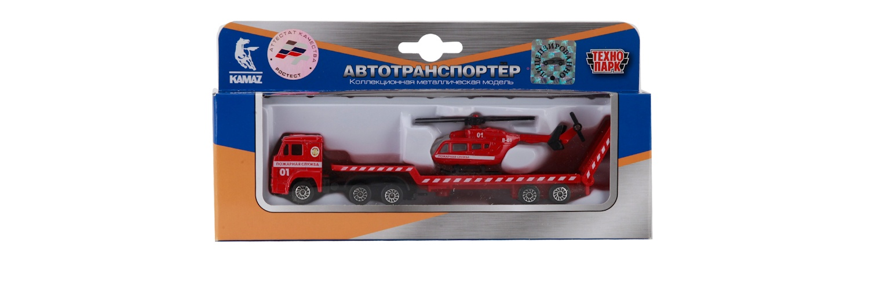 Машинка Технопарк 209329, 209329 красный