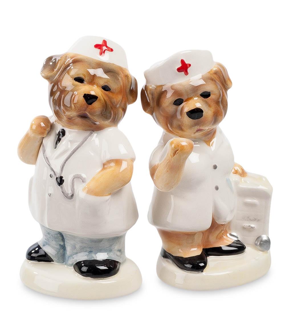 Набор для специй Pavone Доктора CMS-14/14, 101293 набор для специй pavone пара собак cms 14 26 107624